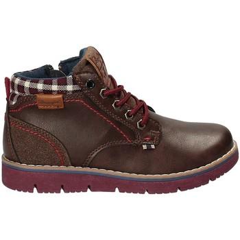 Παπούτσια Παιδί Μπότες Wrangler WJ17215 καφέ