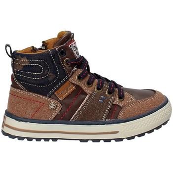 Παπούτσια Παιδί Πεζοπορίας Wrangler WJ17216 καφέ