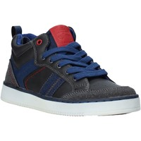 Παπούτσια Παιδί Ψηλά Sneakers Wrangler WJ17227 Γκρί