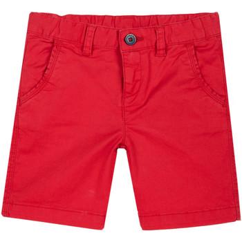 Υφασμάτινα Παιδί Σόρτς / Βερμούδες Chicco 09052874000000 το κόκκινο