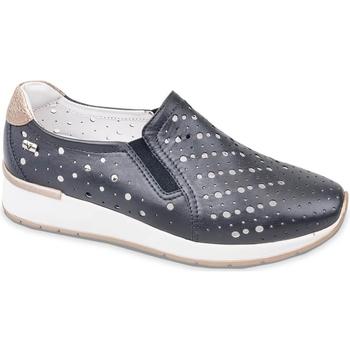 Παπούτσια Γυναίκα Slip on Valleverde V66384 Μπλε