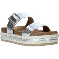 Παπούτσια Γυναίκα Τσόκαρα Gold&gold A20 GJ340 Ασήμι