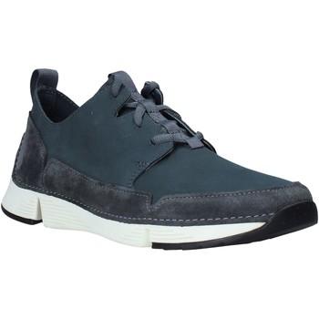 Παπούτσια Άνδρας Χαμηλά Sneakers Clarks 147532 Μπλε
