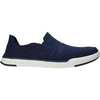 Παπούτσια Άνδρας Slip on Clarks 148615 Μπλε