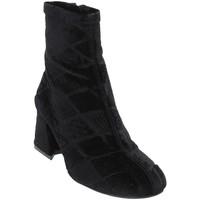 Παπούτσια Γυναίκα Μποτίνια Apepazza SHR05 Μαύρος