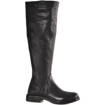 Παπούτσια Γυναίκα Μπότες για την πόλη Mally 6463 Μαύρος