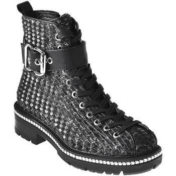 Παπούτσια Γυναίκα Μποτίνια Elvio Zanon I6508N Μαύρος