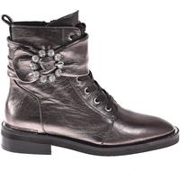 Παπούτσια Γυναίκα Μποτίνια Elvio Zanon I8101N Γκρί