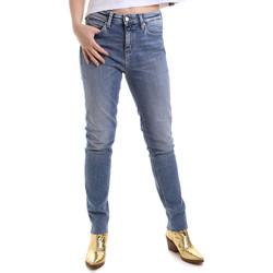 Υφασμάτινα Γυναίκα Skinny Τζιν  Calvin Klein Jeans J20J212737 Μπλε