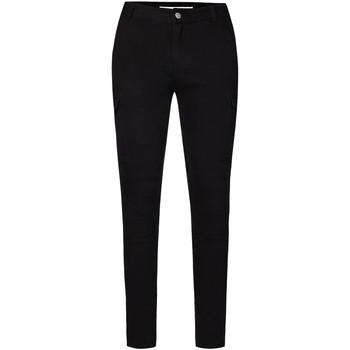 Υφασμάτινα Γυναίκα Παντελόνια Chino/Carrot Calvin Klein Jeans J20J212917 Μαύρος