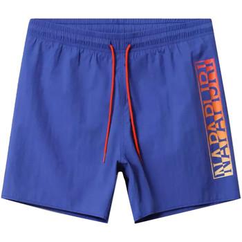 Υφασμάτινα Άνδρας Μαγιώ / shorts για την παραλία Napapijri NP0A4E1J Μπλε