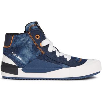 Ψηλά Sneakers Geox J022CC 013AF