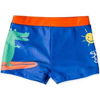 Υφασμάτινα Παιδί Μαγιώ / shorts για την παραλία Losan 017-4003AL Μπλε