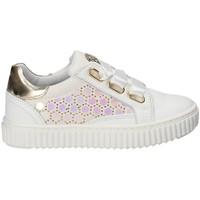 Παπούτσια Παιδί Χαμηλά Sneakers Melania ME6142F8E.B λευκό
