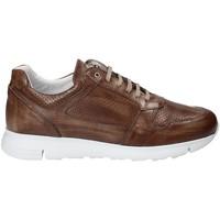 Παπούτσια Άνδρας Χαμηλά Sneakers Exton 332 καφέ