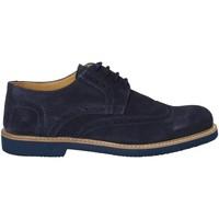 Παπούτσια Άνδρας Derby Exton 9190 Μπλε