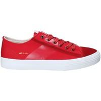 Παπούτσια Άνδρας Χαμηλά Sneakers Gas GAM810035 το κόκκινο