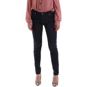 Υφασμάτινα Γυναίκα Παντελόνια Chino/Carrot Gaudi 921BD25002 Μπλε
