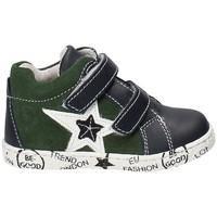 Παπούτσια Παιδί Ψηλά Sneakers Melania ME0157A8I.B Πράσινος