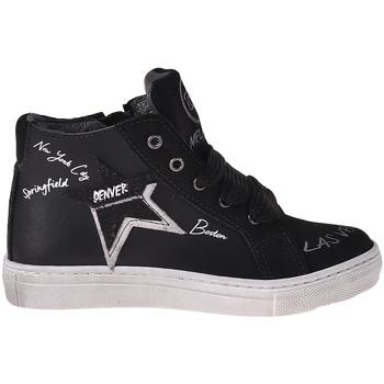 Παπούτσια Παιδί Ψηλά Sneakers Melania ME2041D8I.A Μαύρος