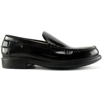 Παπούτσια Άνδρας Μοκασσίνια CallagHan 90002 Μαύρος