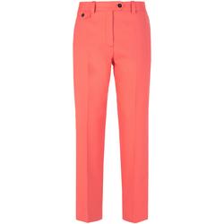 Υφασμάτινα Γυναίκα Παντελόνια Chino/Carrot Calvin Klein Jeans K20K201629 Ροζ