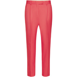 Υφασμάτινα Γυναίκα Παντελόνες / σαλβάρια Calvin Klein Jeans K20K201764 Ροζ