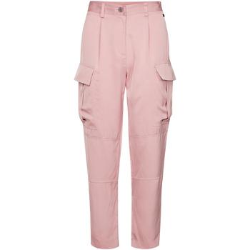 Υφασμάτινα Γυναίκα παντελόνι παραλλαγής Calvin Klein Jeans K20K201768 Ροζ