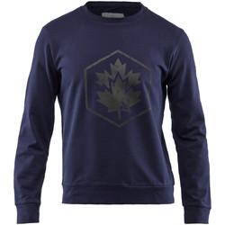 Υφασμάτινα Άνδρας Φούτερ Lumberjack CM60142 001 502 Μπλε