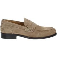 Παπούτσια Άνδρας Μοκασσίνια Rogers 652 Μπεζ