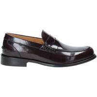 Παπούτσια Άνδρας Μοκασσίνια Exton 102 το κόκκινο