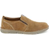 Παπούτσια Άνδρας Μοκασσίνια Grunland SC4526 καφέ