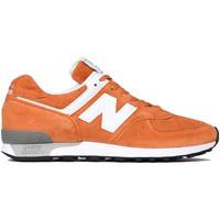 Παπούτσια Άνδρας Χαμηλά Sneakers New Balance NBM576OO Πορτοκάλι