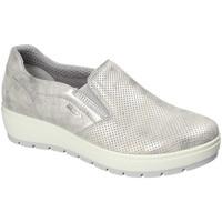 Παπούτσια Γυναίκα Slip on Enval 3268011 Ασήμι