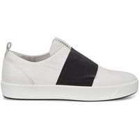 Παπούτσια Γυναίκα Slip on Ecco 44067301007 λευκό