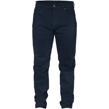 Υφασμάτινα Άνδρας Παντελόνια Chino/Carrot Navigare NV53074 Μπλε