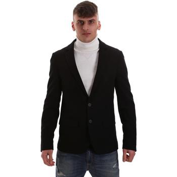 Υφασμάτινα Άνδρας Σακάκι / Blazers Antony Morato MMJA00407 FA100130 Μαύρος