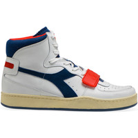 Παπούτσια Άνδρας Ψηλά Sneakers Diadora 501.174.766 λευκό