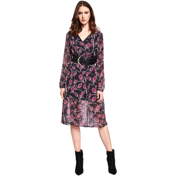 Υφασμάτινα Γυναίκα Μακριά Φορέματα Gaudi 921BD15014 Μπλε
