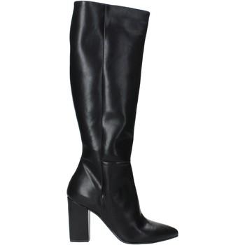 Παπούτσια Γυναίκα Μποτίνια Grace Shoes 140M011 Μαύρος