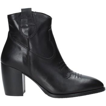 Παπούτσια Γυναίκα Μποτίνια Marco Ferretti 172703MF Μαύρος