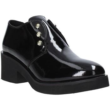 Παπούτσια Γυναίκα Μοκασσίνια Apepazza 9FSTN20 Μαύρος