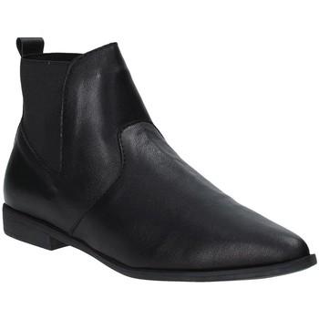 Παπούτσια Γυναίκα Μποτίνια Bueno Shoes 9P0708 Μαύρος