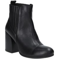 Παπούτσια Γυναίκα Μποτίνια Bueno Shoes 9P4801 Μαύρος