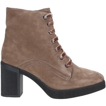 Παπούτσια Γυναίκα Μποτίνια Stonefly 212861 καφέ