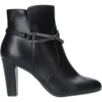 Παπούτσια Γυναίκα Χαμηλές Μπότες Gattinoni PINKA0923W Μαύρος