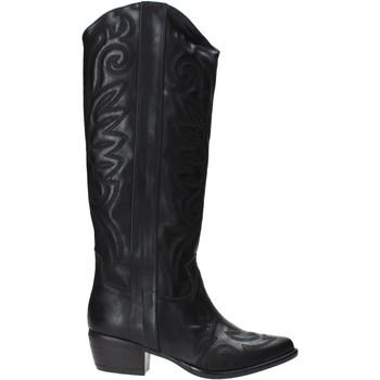 Παπούτσια Γυναίκα Μπότες για την πόλη Grace Shoes 544104 Μαύρος