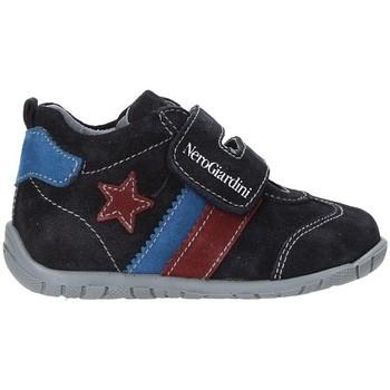 Παπούτσια Παιδί Χαμηλά Sneakers NeroGiardini A919010M Μπλε