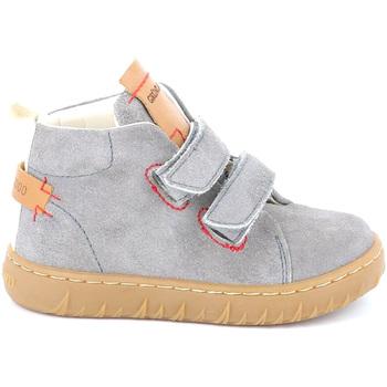 Παπούτσια Παιδί Ψηλά Sneakers Grunland PP0272 Γκρί