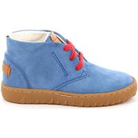 Παπούτσια Παιδί Ψηλά Sneakers Grunland PO1471 Μπλε